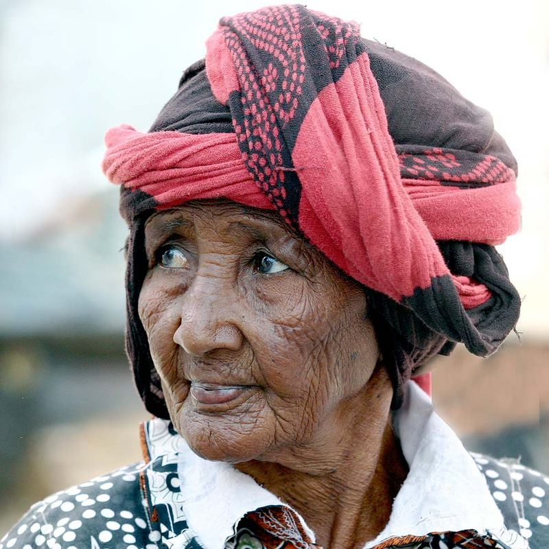 Femme du sud Yémen 1