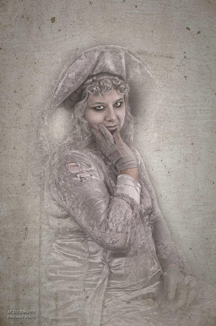 Femme fantôme