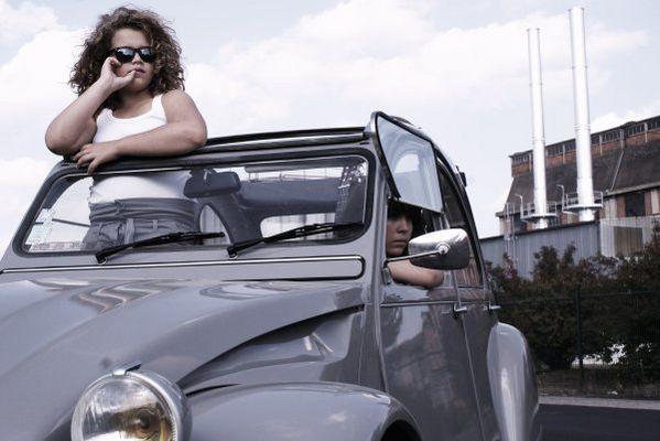 Femmes des années 50 .