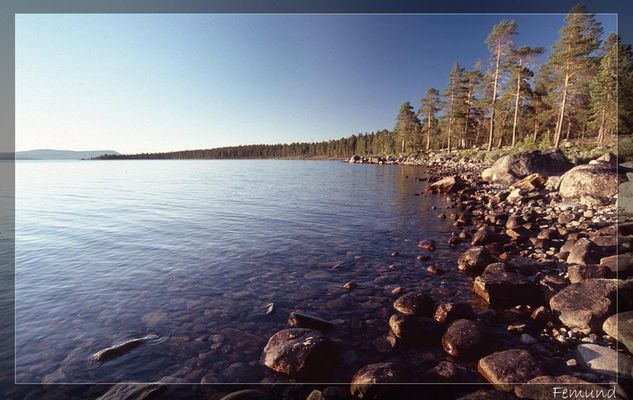 Femundsee, Norwegen