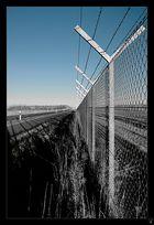 fency - grey blue