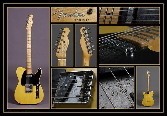 Fender >Esquire<