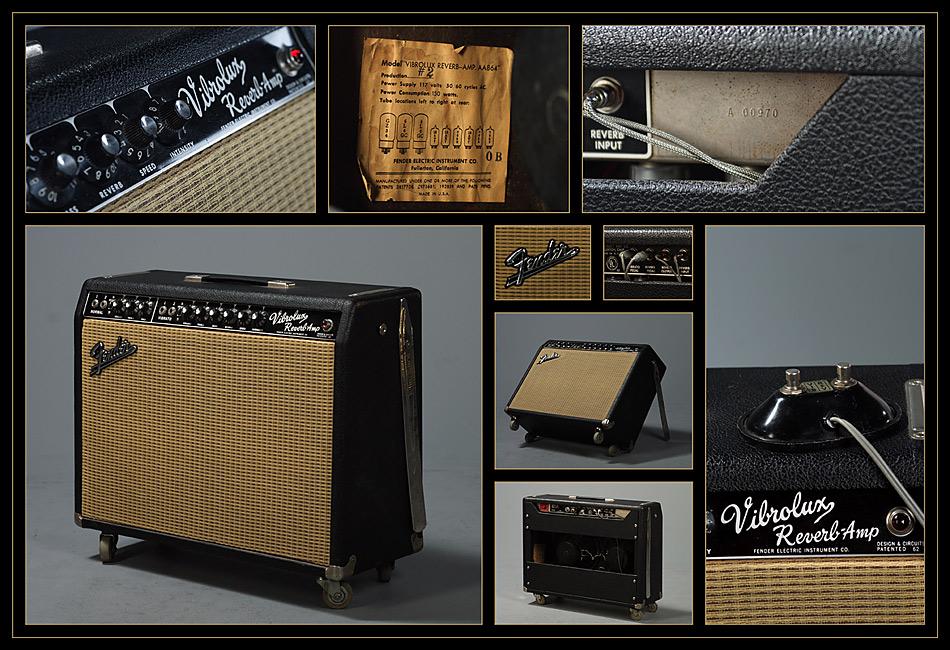 Fender Reverb - Amp