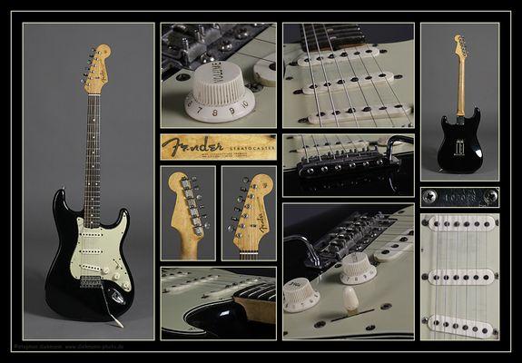 Fender >Stratocaster<