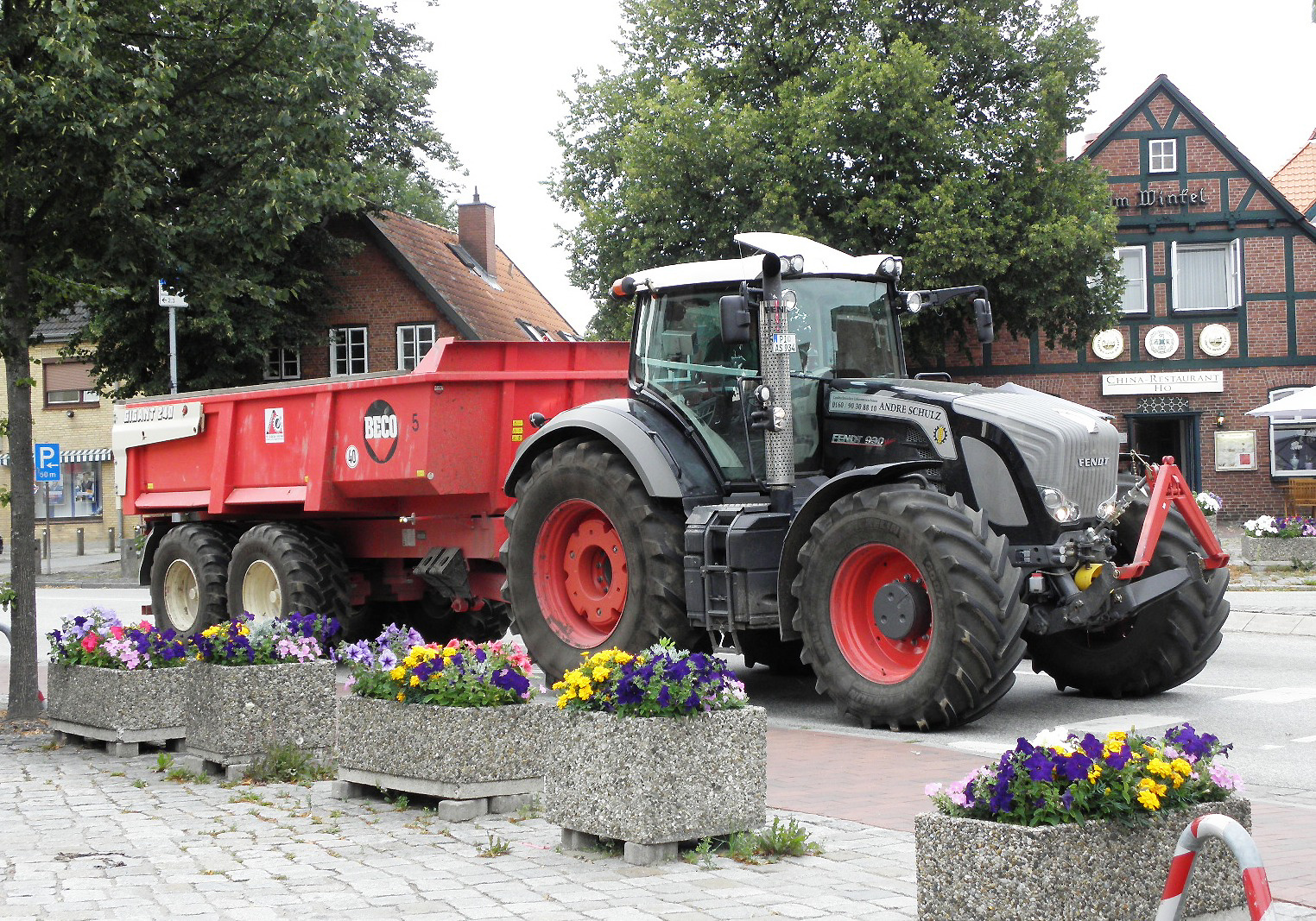 Fendt Black Beauty