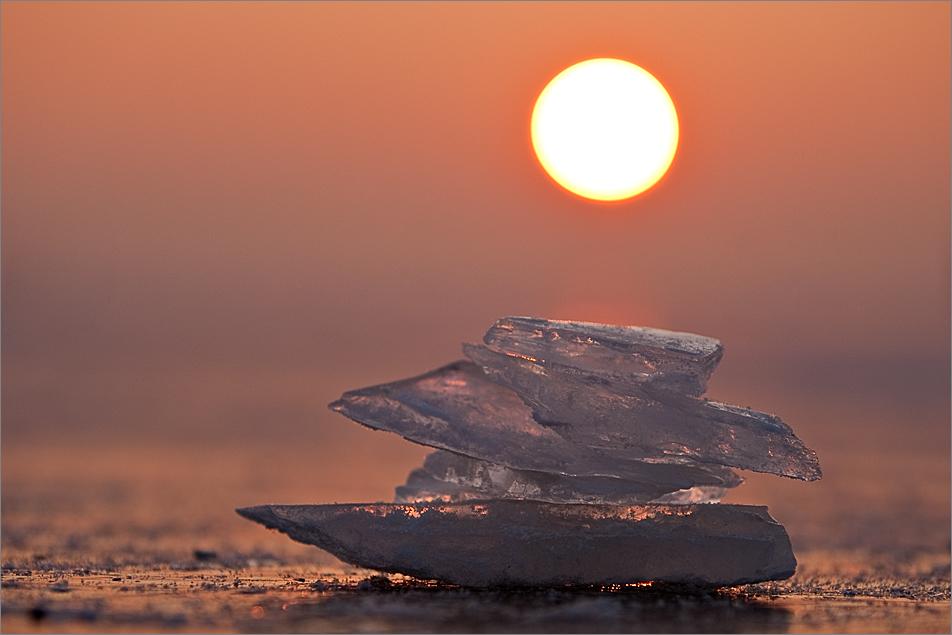 Feng Shui on Ice