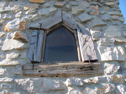 Fenster 253 Jahre Alt