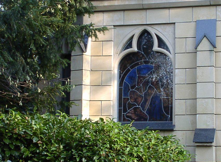 Fenster auf Melaten