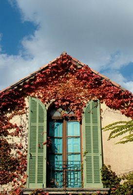 Fenster aux Provence