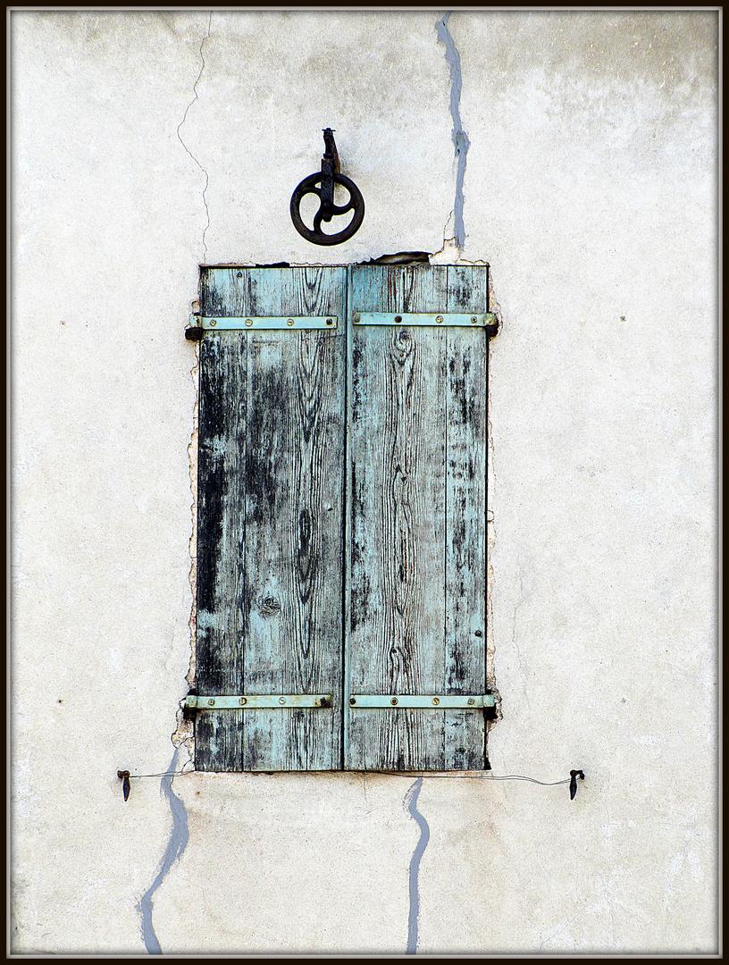 Fenster der Provence 6