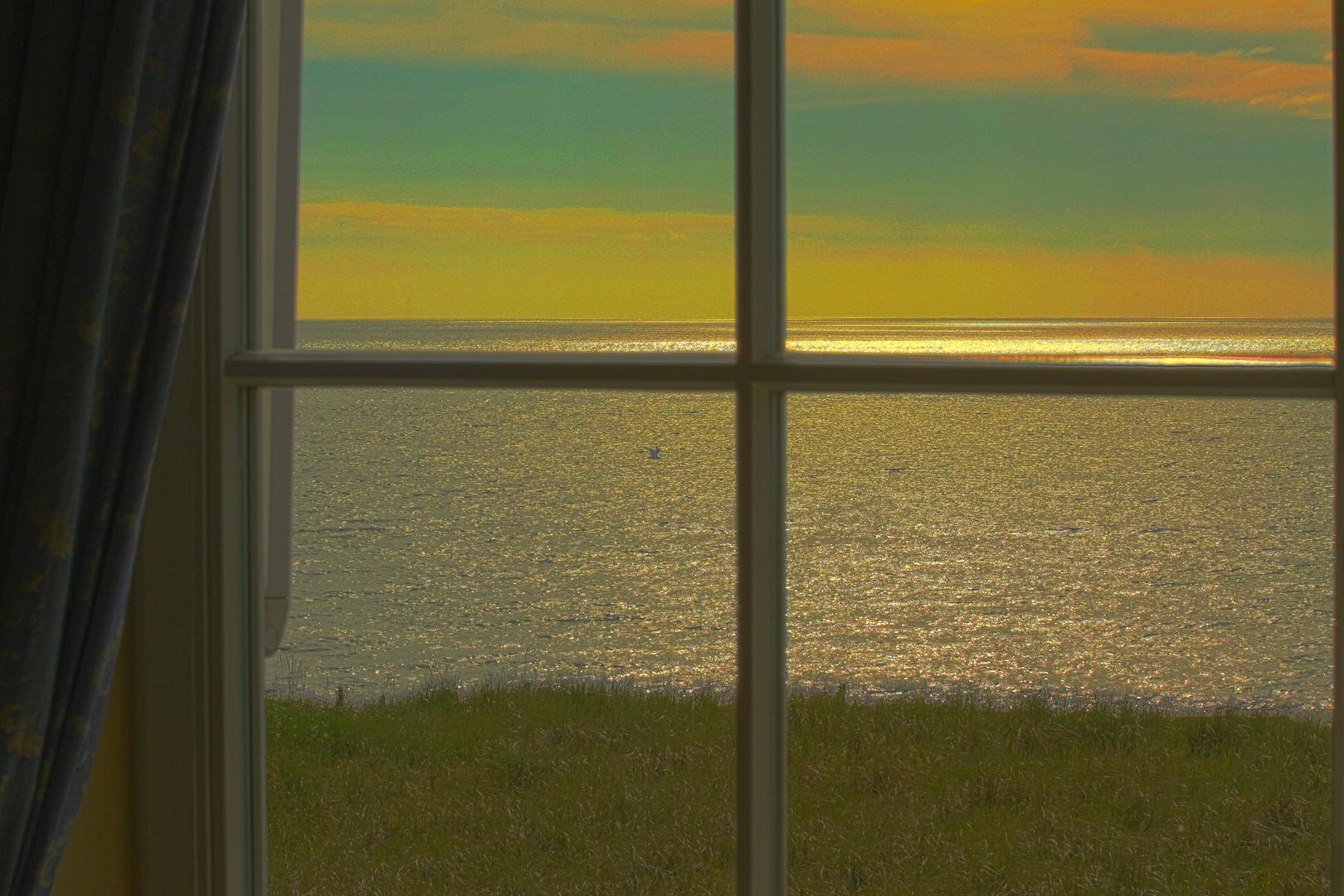 Fenster der Sehnsucht