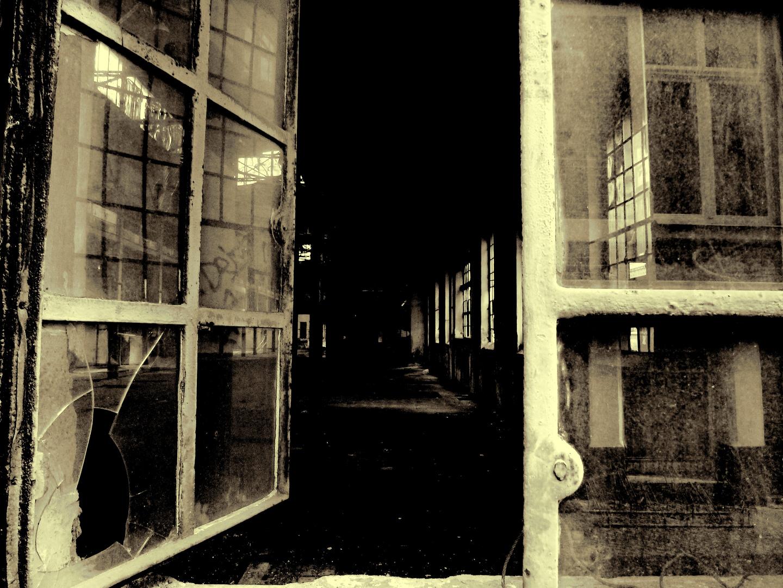 Fenster der Vergangenheit