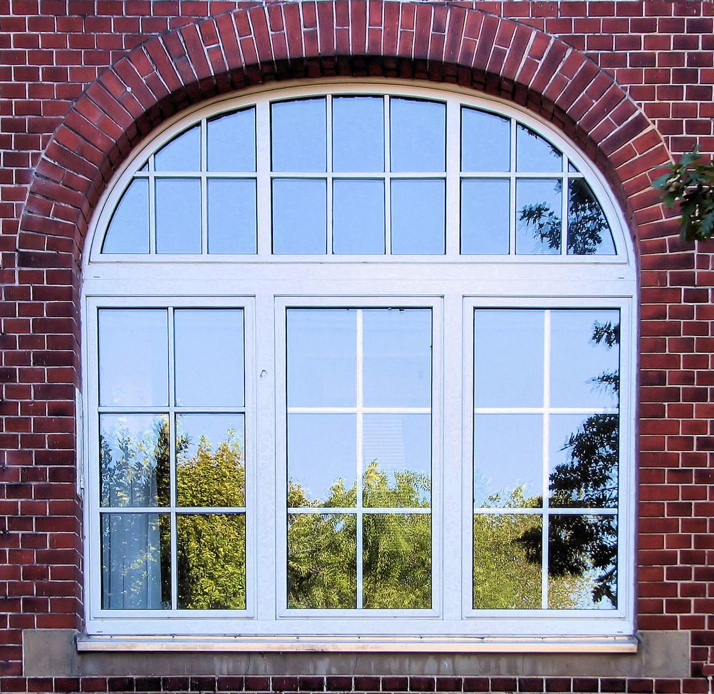 Fenster der Wilhelmschule Lippstadt