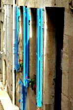 Fenster , die Augen der Häuser....