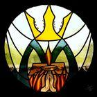 Fenster einer Kirche