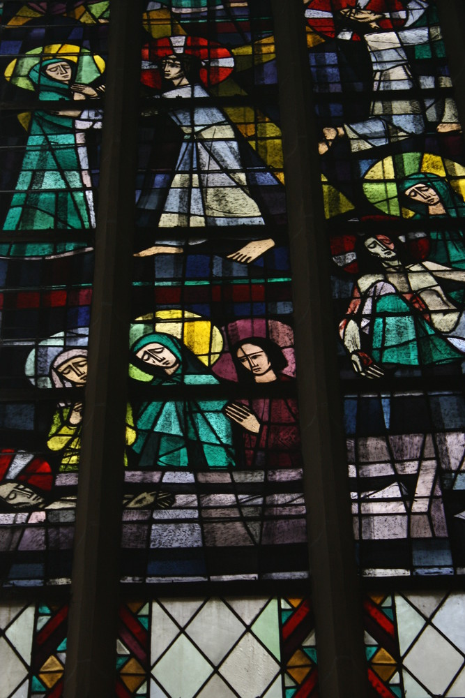 Fenster Frauenkirche