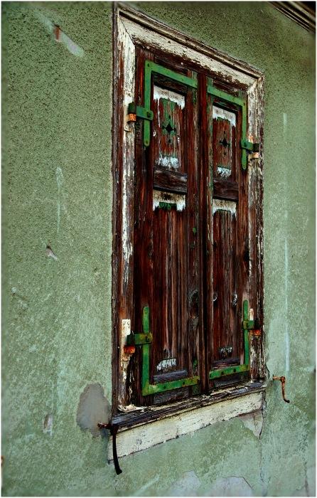 Fenster, für immer verschlossen