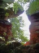 Fenster im Fels
