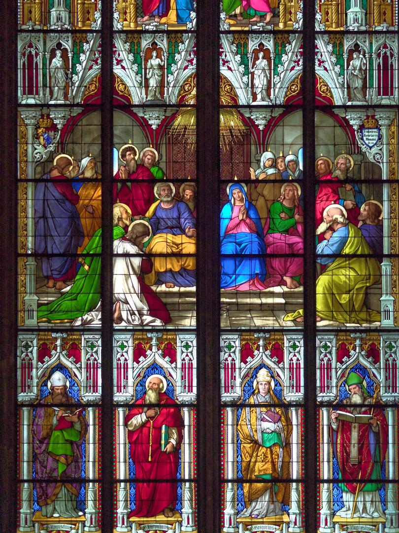Fenster im Kölner Dom