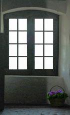 Fenster im Schloss