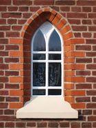 Fenster im Winter