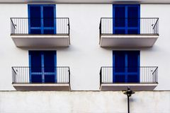 Fenster in Cadaques