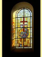Fenster in der Kirche Ifenthal