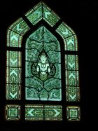 Fenster in der Tempelanlage