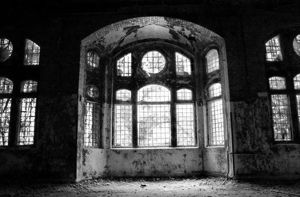 Fenster in einer anderen Zeit