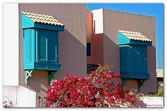 Fenster in Hurghada