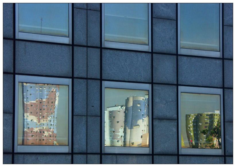 Fenster in Paris
