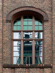 Fenster - Kompressorhalle Zweckel