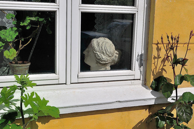 Fenster- Kopf