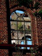 Fenster mit Blick ins Freie - Essen Kettwig