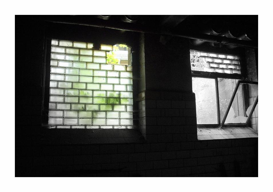 Fenster ohne Ausblick