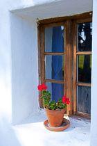 Fenster Schmuck.