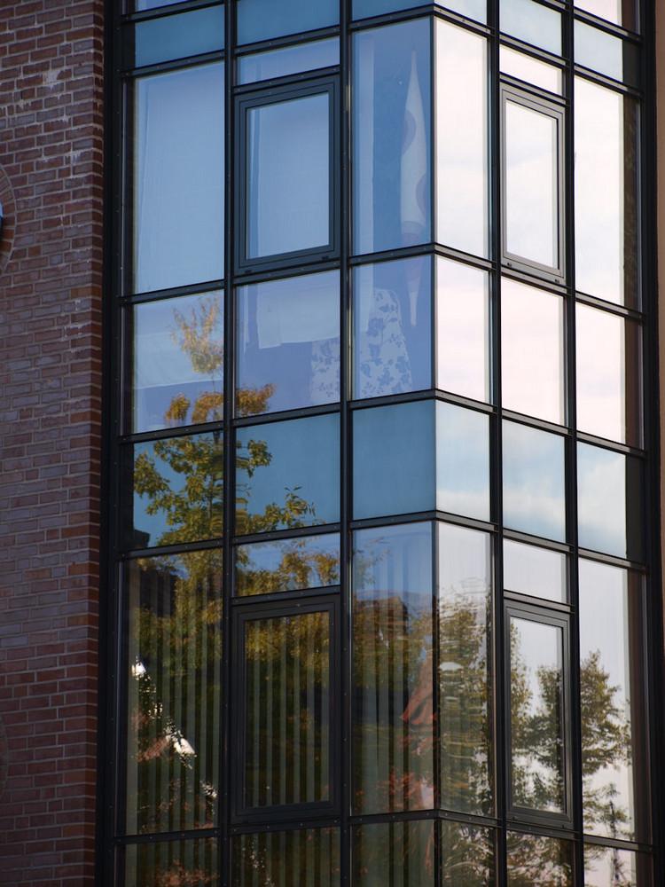 Fenster sind nicht nur zum Durchschauen da ....