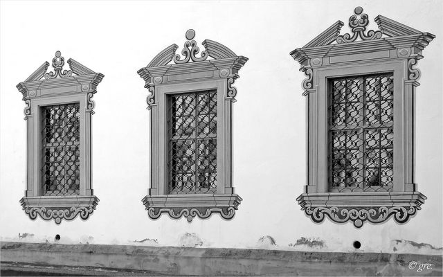 Fenster-s/w