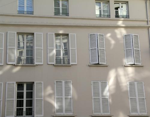 Fenster um Fenster