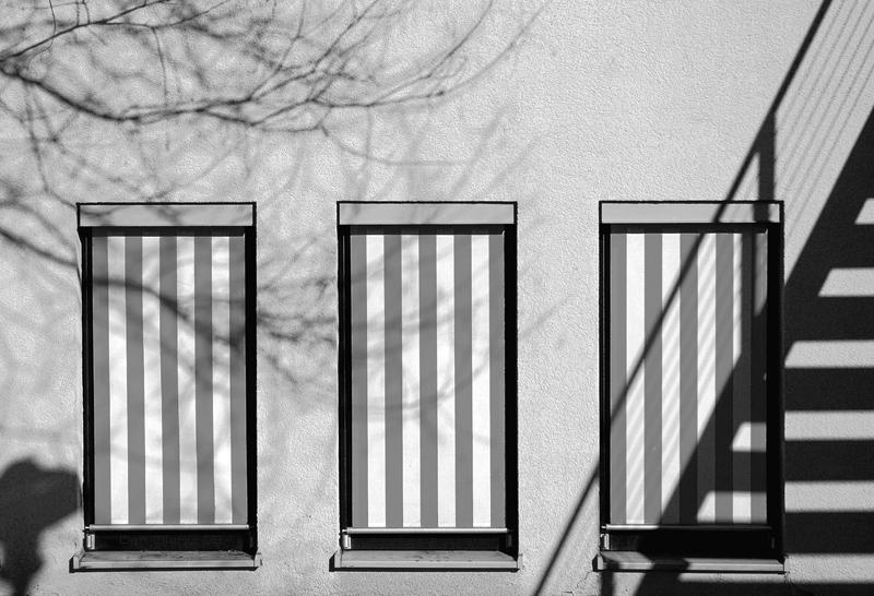 Fenster und Schatten