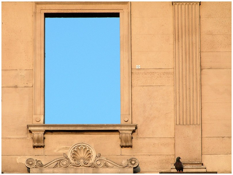 - Fenster zum Himmel -