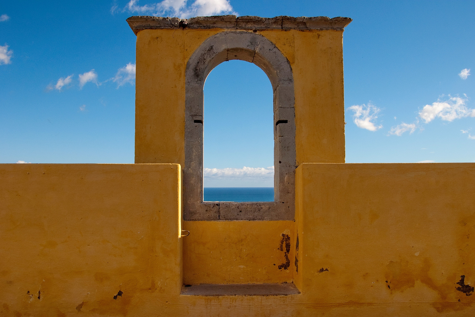 Fenster zum Meer