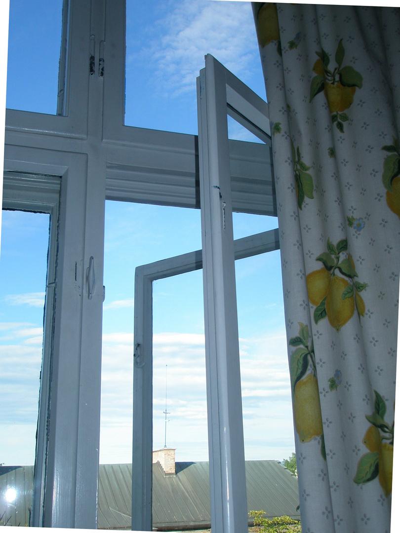 Fenster zum Sommer