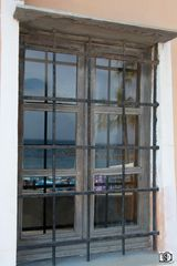 Fenster zum Strand