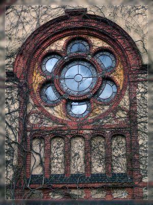 Fensteransichten in Beelitz-Heilstätten