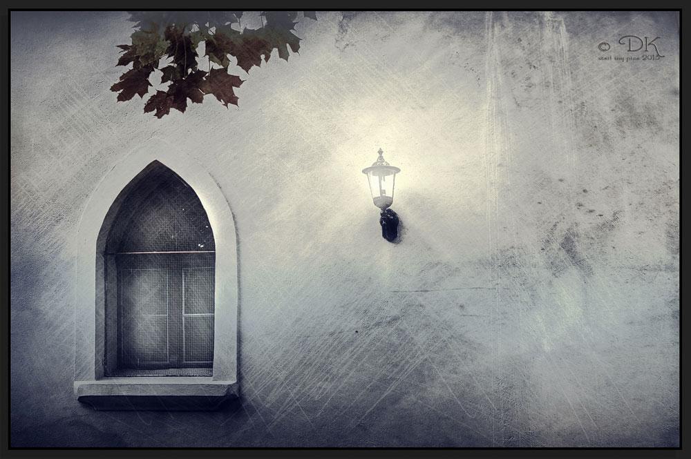 Fenster_Blätter_Lampe