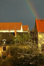 Fensterblick Ost