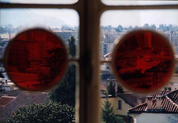 Fensterbrille