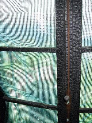 Fenster...burnt!