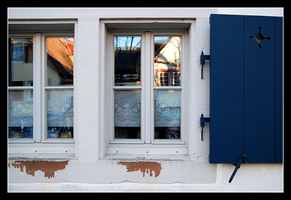 """Fenster""""ein""""blick"""